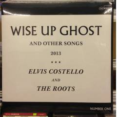 ELVIS COSTELLO & ROOTS - WISE UP GHOST LP SIFIR
