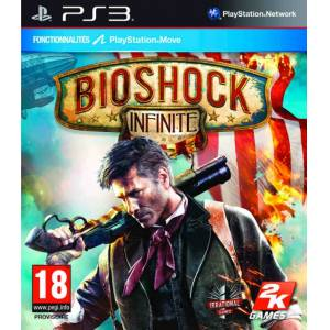 Bioshock Infinite PS3 PAL SIFIR KUTUSUNDA