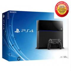 Sony Playstation 4 500 GB-PS4 500GB SONY GARANTİ