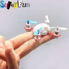 6 Kanal 2,4Ghz Mini Quadcopter Akrobat Helikopte