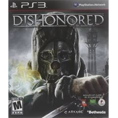 PS3 Dishonored Greatest Hits - Playstation 3