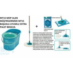 MOTEK MAGİC MOP SETİ +KURULAMA PALETİ HEDİYE