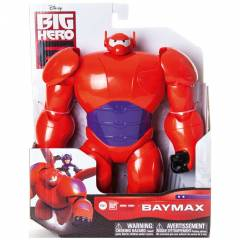big hero 6 s�per kahraman Posed Red Baymax Fig�r