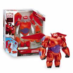 big hero 6 s�per kahraman Armor-Up Baymax Kit
