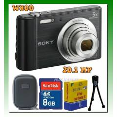 Sony DSC-W800 20.1 MP HD Fotoğraf Makinesi