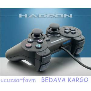 HADRON HD302 USB T�TRE��ML� OYUN KOLU