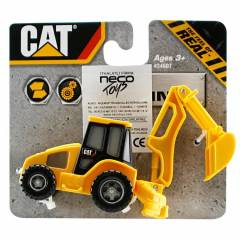 Cat Backhoe Mini İş Makinası