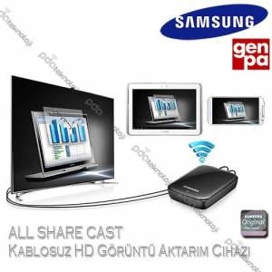 Samsung i9300 Galaxy S3 All Share Cast Kablosuz