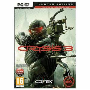 PC CRYSIS 3 HUNTER EDITION ORJ�NAL SIFIR T�RK�E