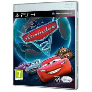 CARS 2 PS3 OYUN (WORLDBAZAAR)
