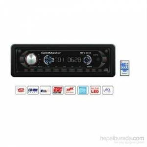 Goldmaster MP3-2050 VCD,CD,MP3 �alar