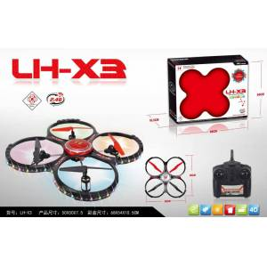 QUADCOPTER 360 DERECE TERS D�N�� UFO MULTICOPTER