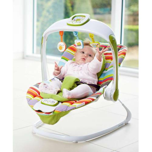 Mamas & Papas MAGIC astro bouncer - Babyplay Str