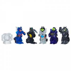 ANGRY B�RDS TRANSFORMERS TELEPODS 5'L� OYUN SET�