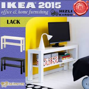 IKEA Lack LCD TV Sehpas� 90x26 2 Renk