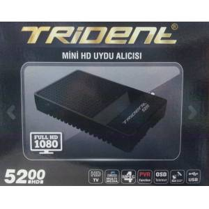 Trident HD5200 Full HD 1080 Mini HD Uydu Al�c�s�