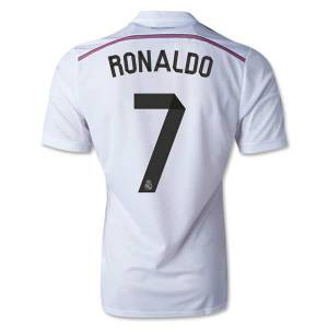 2015 RONALDO Real Madrid FORMA Home