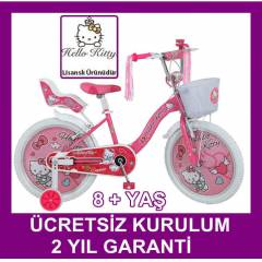 �mit bisiklet �ocuk bisikleti Hello Kitty 20 jan