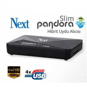Next Pandora Slim Full HD Android Uydu Al�c�s�