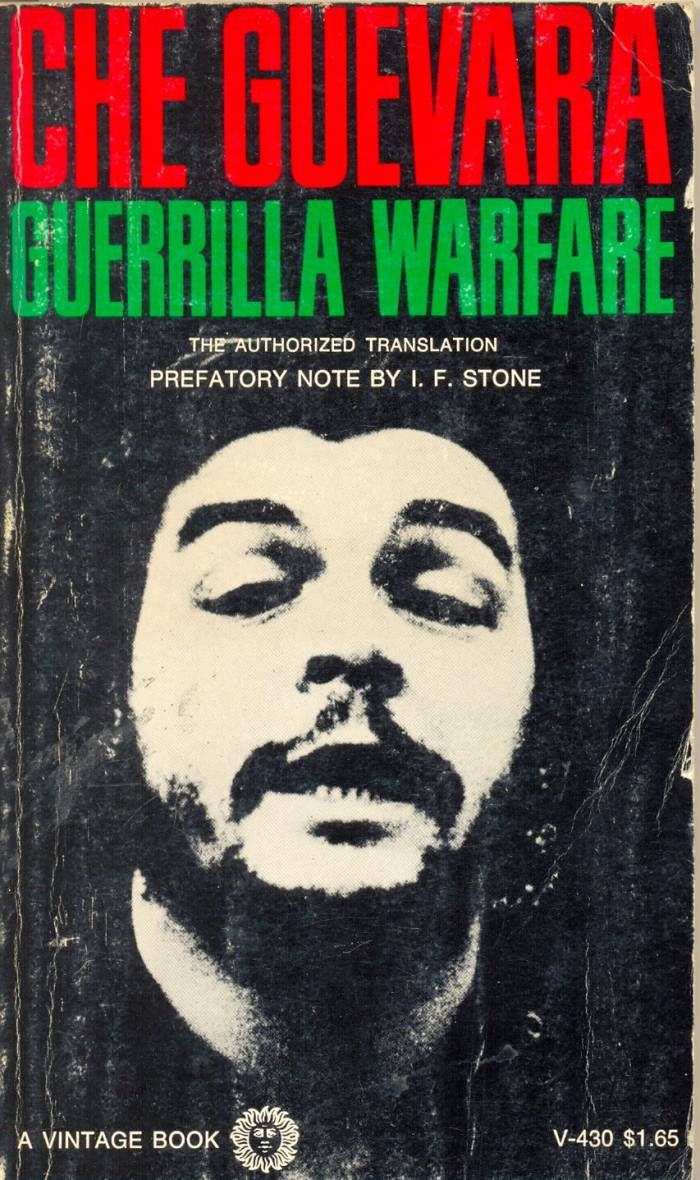 CHE GUEVARA GUERRILLA WARFARE THE AUTHORIZED TRANSLATION, Guevara, Che