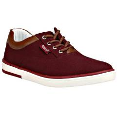 DOCKERS 218450 BORDO AYAKKABI