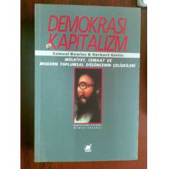 DEMOKRAS� VE KAP�TAL�ZM / M�LK�YETCEMAAT VE MODE