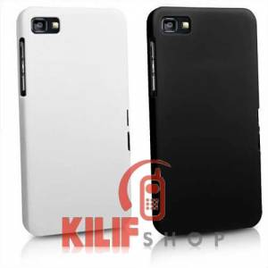 BlackBerry Z10 Sert Koruma Rubber K�l�f +3Film