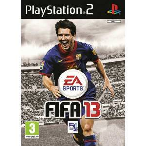 PS2 FIFA 2013 PLAYSTATION 2 FIFA 13 ORJ�NAL