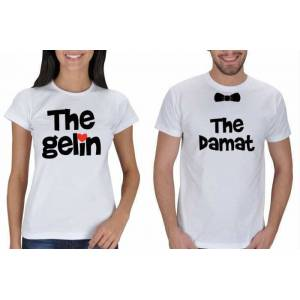 The Gelin - The Damat Tshirtleri