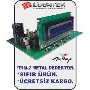 PIM-2 METAL DEDEKT�R KIT