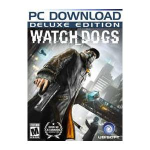 WATCH DOGS DIGITAL DELUXE UPLAY CD-KEY