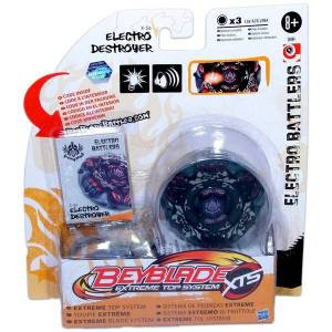 Beyblade Extreme Top System - Electro Destroyer