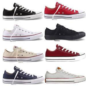 CONVERSE ALL STAR KETEN SPOR AYAKKABI �ND�R�M