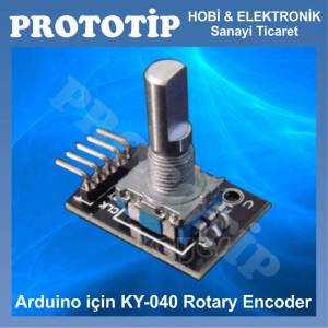 Rotary Encoders - PIC Microcontroller