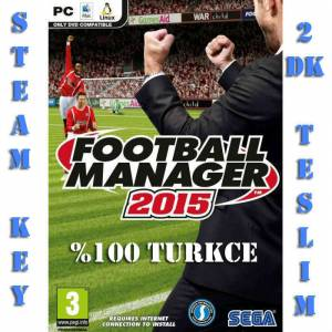 PC FOOTBALL MANAGER 2015 STEAM KEY