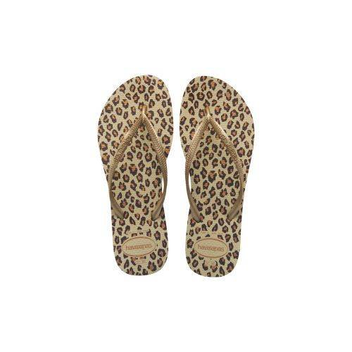 Havaianas Slim Animals Terlik Sand Grey