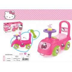 Hello Kitty Jumbo �lk Arabam Y�r�te�