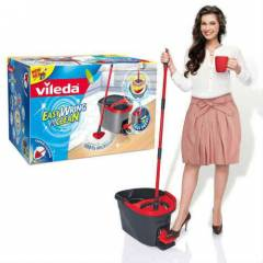 Vileda Easy Wring and Clean Pedall� Temizlik Set