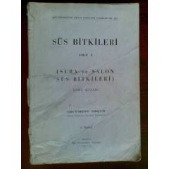 ERC�MEN OR�UN S�S B�TK�LER� 1 SERA SALON 1972