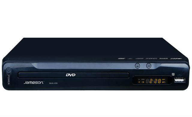 JAMESON DIVX-1220 DIVX VE DVD PLAYER