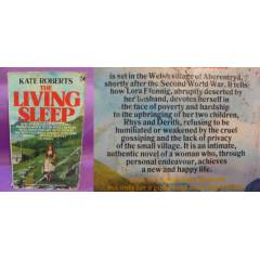 THE LIVING SLEEP by KATE ROBERTS-CORGI BOOKS msc