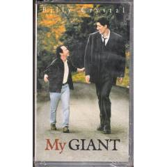 VHS MY GIANT BILLY CRYSTAL  T�RK�E ALTYAZILI