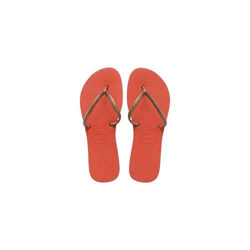 Havaianas Flat Up Terlik Strawberry