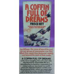 A COFFIN FULL OF DREAMS by FRISCO HITT-CORGI msc