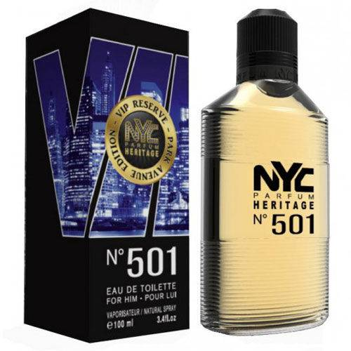 Nyc Park Avenue Vip Reserve No:501 For Him EDT 100 ml