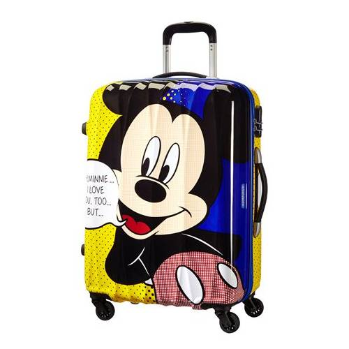 AMERICAN TOURISTER Disney Legends Orta Boy Valiz
