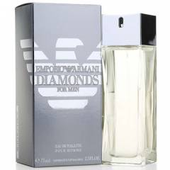 Emporio Armani Diamonds Men EDT 75 ml