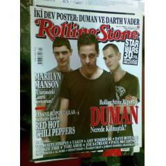 DUMAN*MARILYN MANSON*RED HOT CHILI PEPPERS