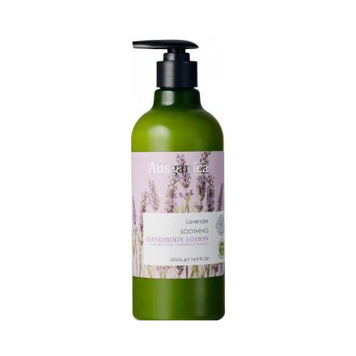 Lavender Soothing Hand & Body Lotion 500 ml