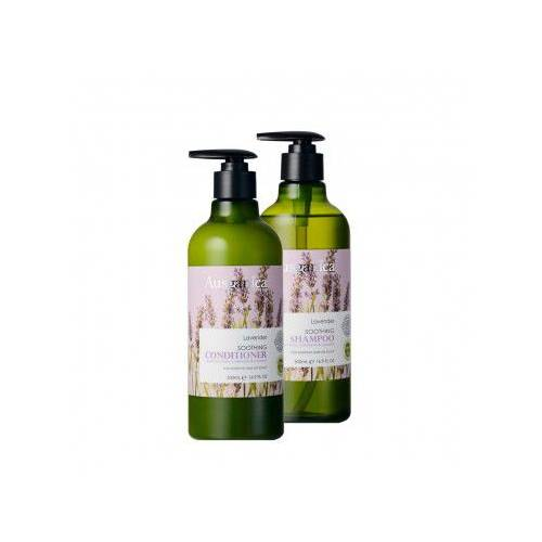 Lavender Soothing Shampoo & Conditioner 500